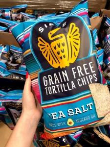 grain free chips