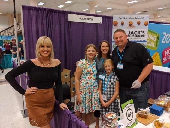 jack's paleo family