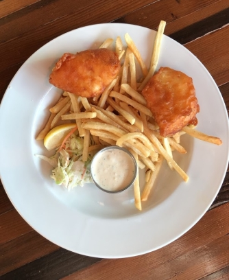 Gluten, Dairy & Soy Free - Fish & Chips