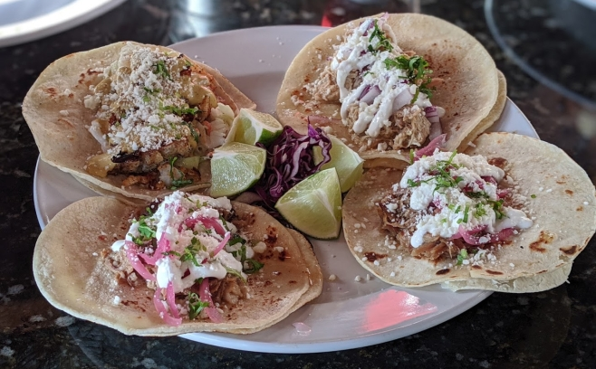 Nate's Tacos - Gluten-Free